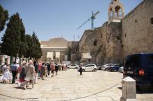 Syntymäkirkko Betlehemissä
